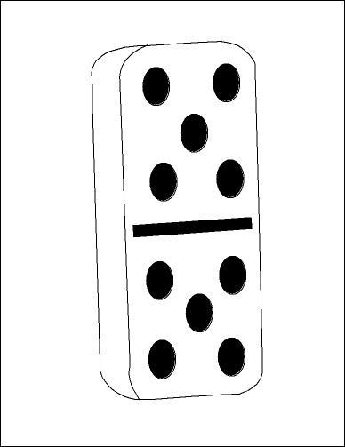 P4 laura mato for Fichas de domino